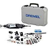 Dremel 4000-6/50 120-Volt Variable-Speed Rotary Kit by Dremel