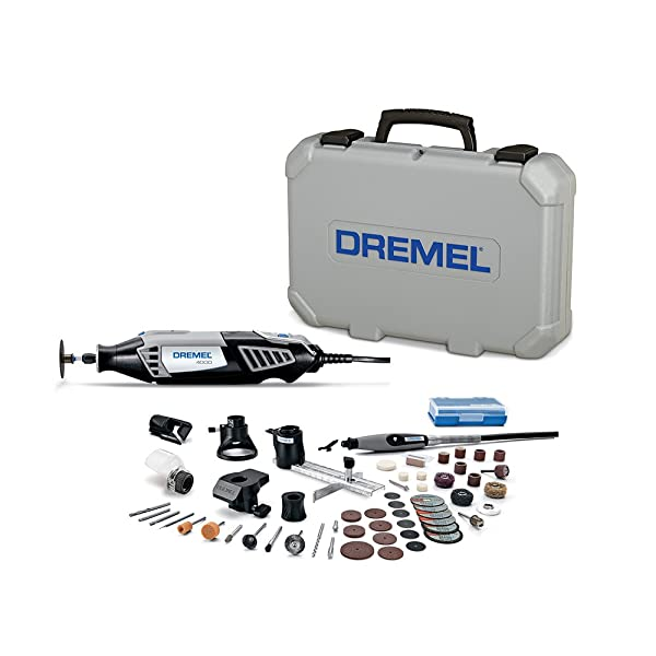 Dremel 4000-6/50 120-Volt Variable-Speed Rotary Tool with 50 Accessories review