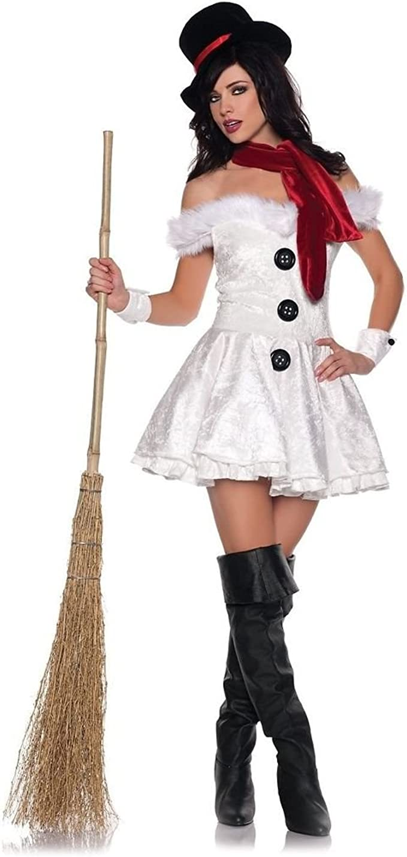 Amazon.com: chsgjy muñeco de nieve sexy para mujer womens ...