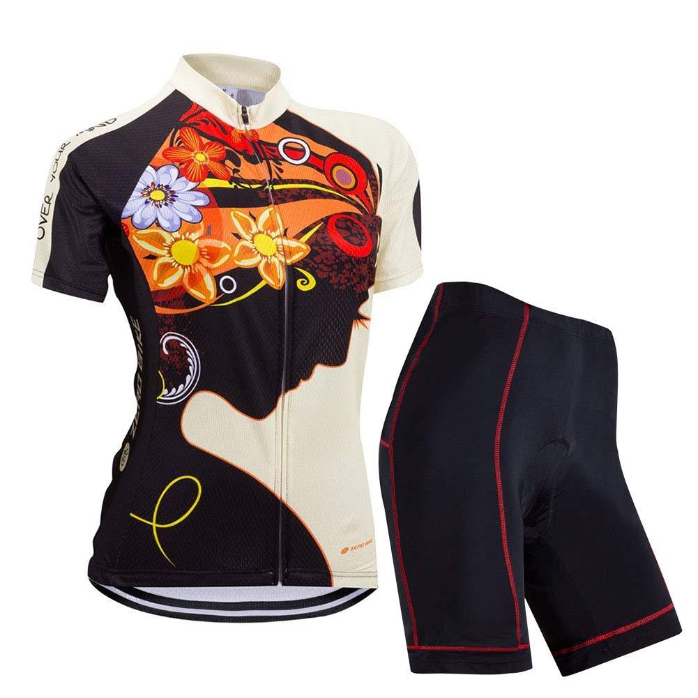 Mountain Bike Jersey Donne Ciclismo Maglia Maglia Da Ciclismo Camicia Top Giacca Confortevole Quick Dry