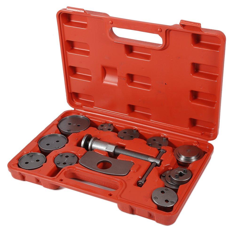 Flyelf 13PC Piston de Frein Coffret Repousse Piston Kit Universel pour Beaucoup de Marque de Voiture