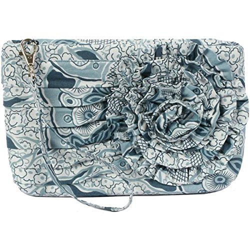 Wristlet Downtown Annie Ruffled Rosette 221 Clutch PBA with Going By pF1qXxq