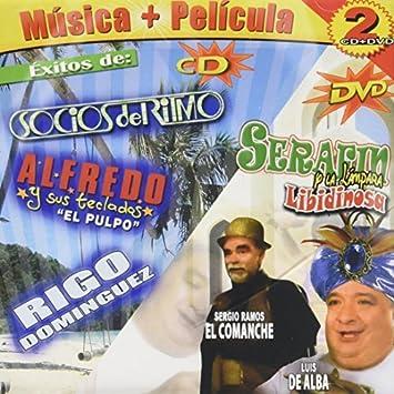 Exitos De / Serafin Y La Lampara Libidinosa by Socios Del Ritmo: Socios Del Ritmo, Alfredo El Pulpo: Amazon.es: Música