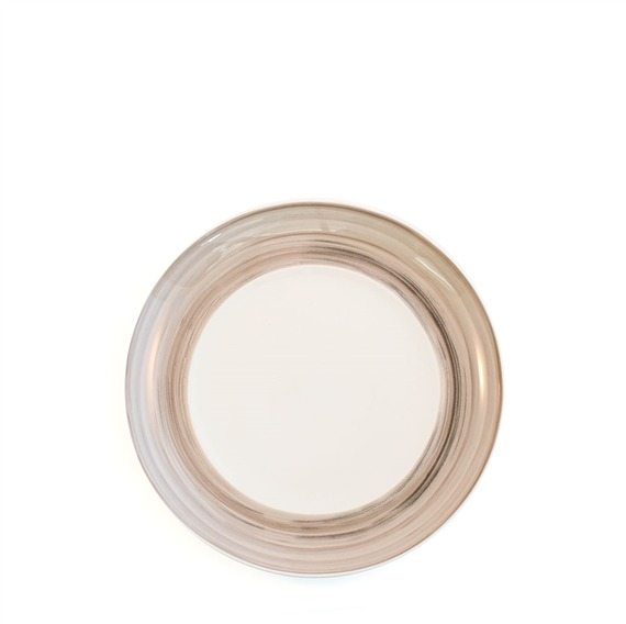 Dakota Porcelain Salad Plate - Birch (491568260), Stoneware Salad Plates, Porcelain Salad Plates & More | bambeco