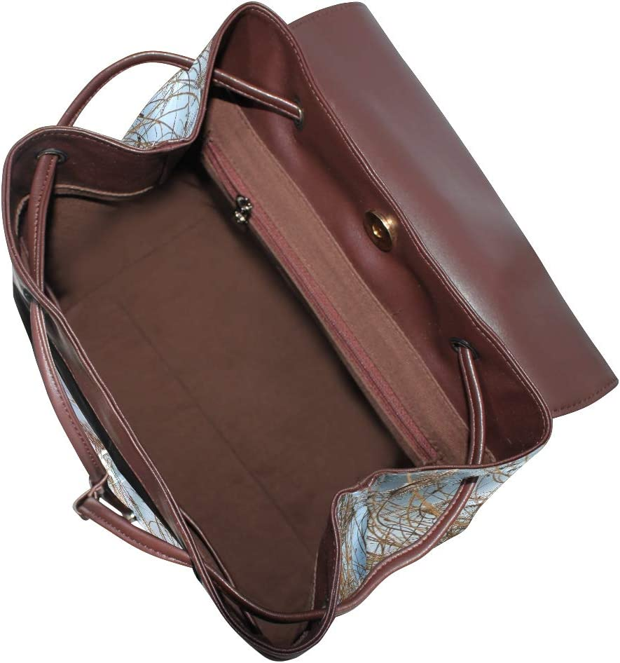 Backpack Travel Bag Shopping Bag Storage Bag For Men Women Girls Boys Personalized Pattern Reeds School Bag