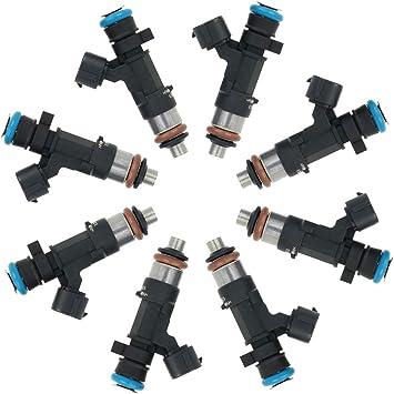 Fuel Injector Gas New for Nissan Pathfinder Frontier Xterra Titan FJ750