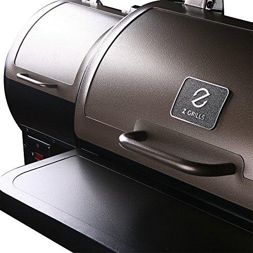 Z Grills Zpg 450a 6 In 1 Bbq Grill Auto Temperature