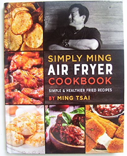 Simply Ming Air Fryer Cookbook Review