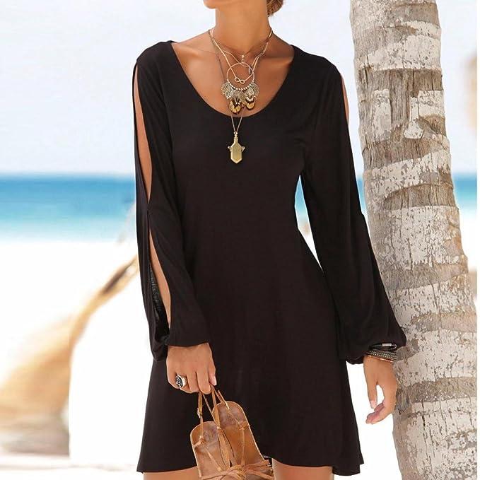6a434b736f4b Fashion Women s Mini Dress