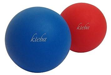 kieba pelota de lacrosse para masaje de punto de liberación ...
