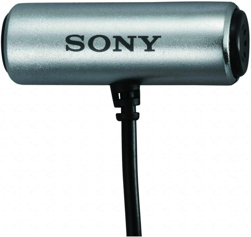 Sony ECMCS3.CE7 - Micrófono Clip de Corbata: Amazon.es: Electrónica