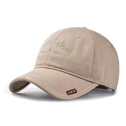 0f24eeffbad Amazon.com  STaemin Baseball Casual Wild Sun hat Youth Sunshade Cap ...