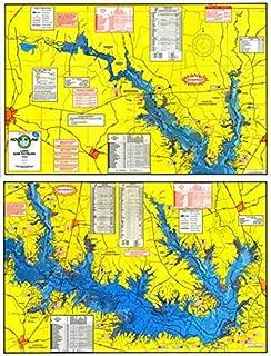 lake conroe fishing map Amazon Com Topographical Fishing Map Of Lake Conroe With Gps lake conroe fishing map