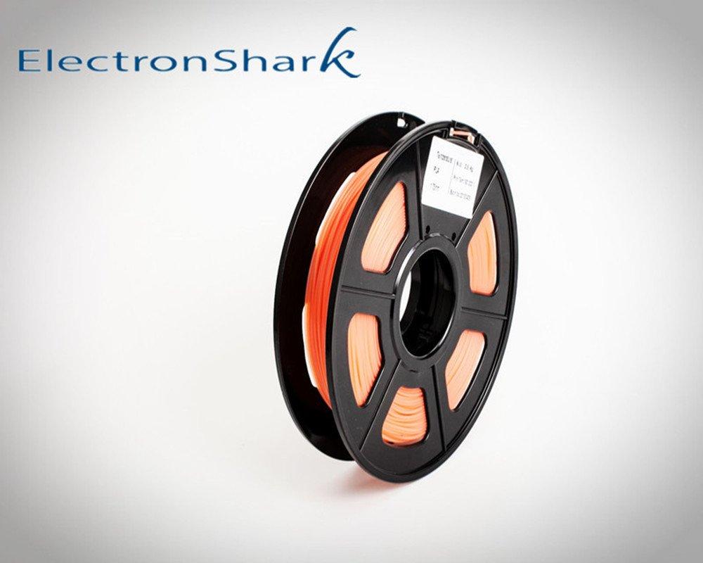 PLA COLOR CHANGE/ Termocrómico filamento 3D 1.75mm 0.5KG, naranja ...