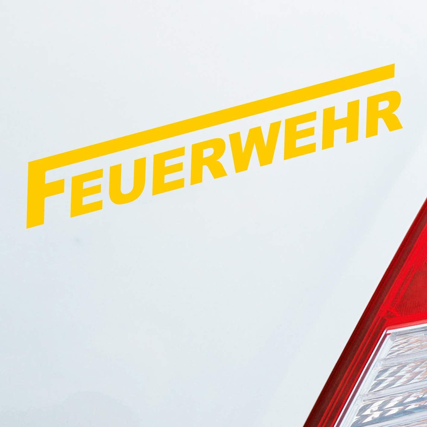 Auto Aufkleber In Deiner Wunschfarbe Feuerwehr Langes F Leben Retten Löschen Bergen 19x3 Cm Autoaufkleber Sticker Auto