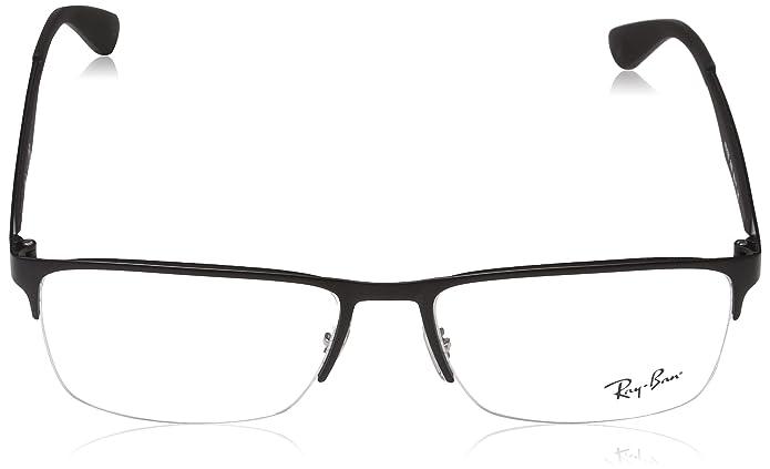 e2f47f3e3bc Amazon.com  Ray-Ban Optical 0RX6335 Sunglasses for Mens  Clothing