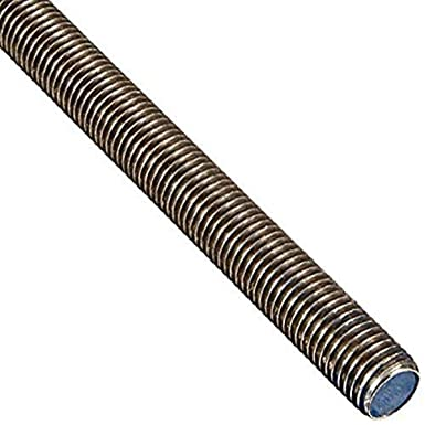 50pcs 304 Stainless Steel Ships FREE in USA 18-8 Threaded Rods 3//4-10 X 3