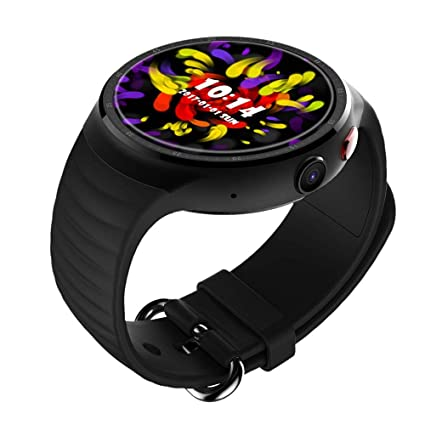 Amazon.com: OJBDK Watch Smart Lemfo LES1 Bluetooth 3G SIM ...