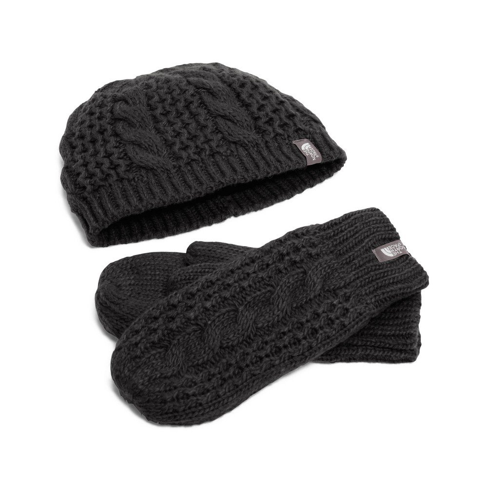 9424dd9050698 Amazon.com   The North Face Cable Minna Collection Beanie Women s Arctic  Ice Blue One Size   Sports   Outdoors