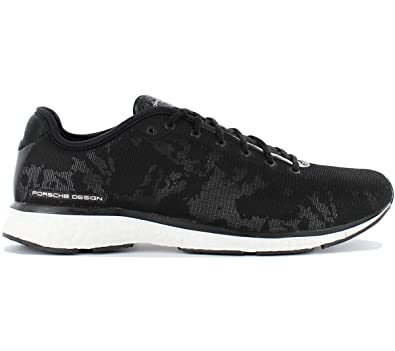 first rate ba1d3 a2b7f adidas Originals Porsche Design Endurance AQ3577 Black Men Trainers Sneaker  Shoes Size  EU 40 2