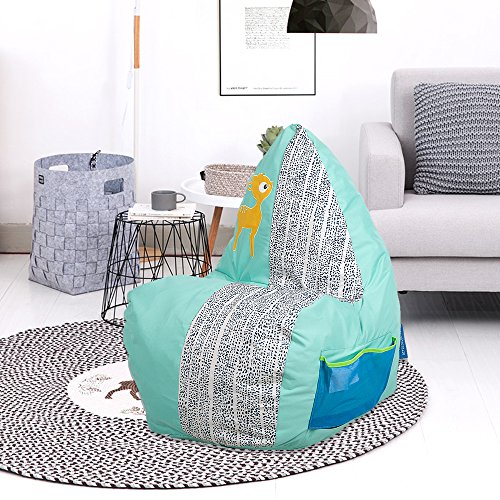 Book Seat Bean Bag Pattern - 9