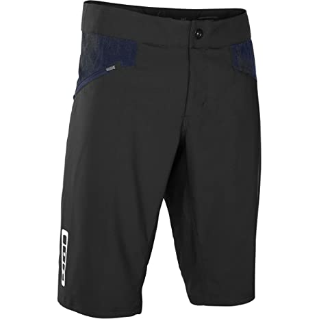 Pantaloni da Bici Ion BIKESHORTS SCRUB BLACK