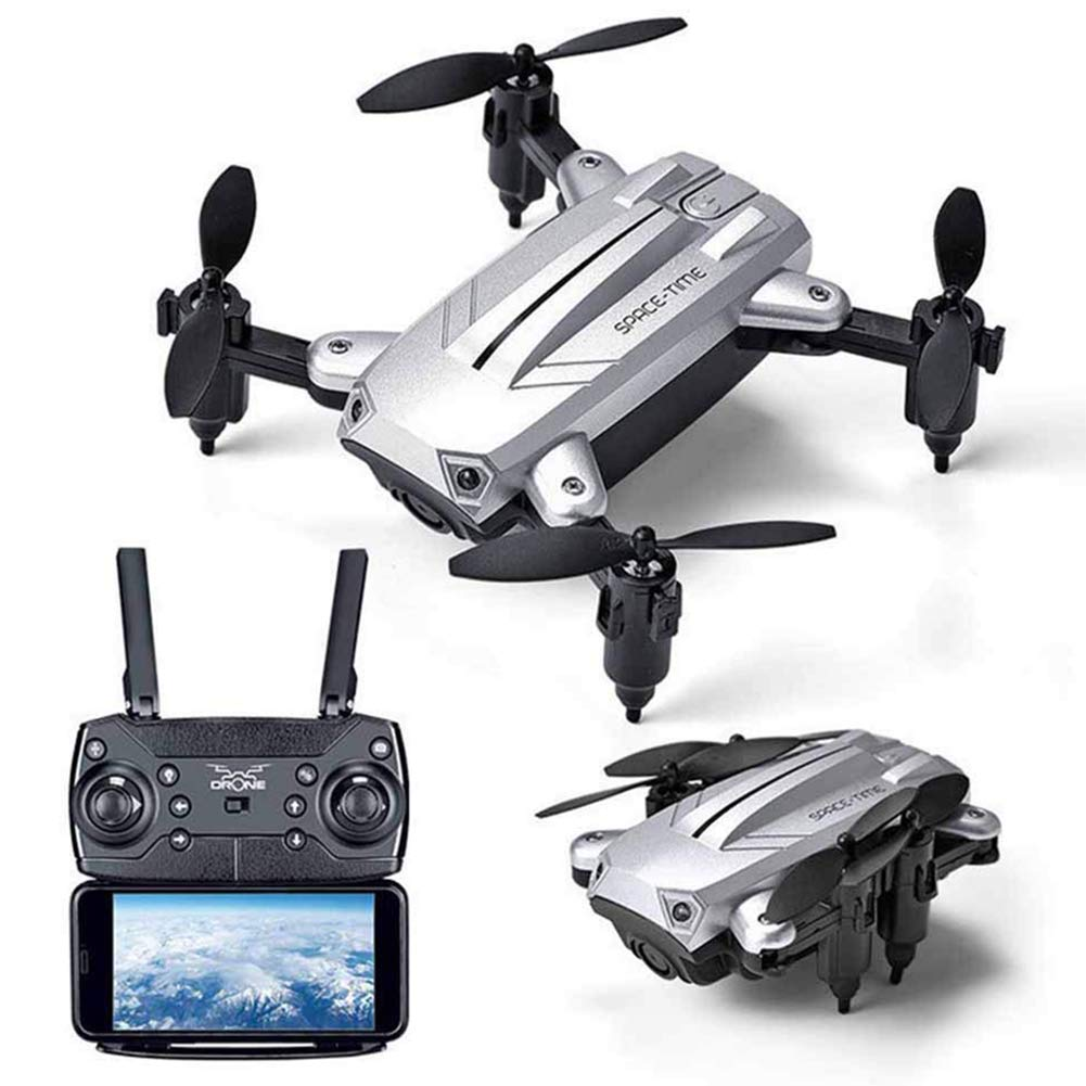 WANTOOSE Mini Drone con cámara, FPV RC Quadcopter HD Video en Vivo ...