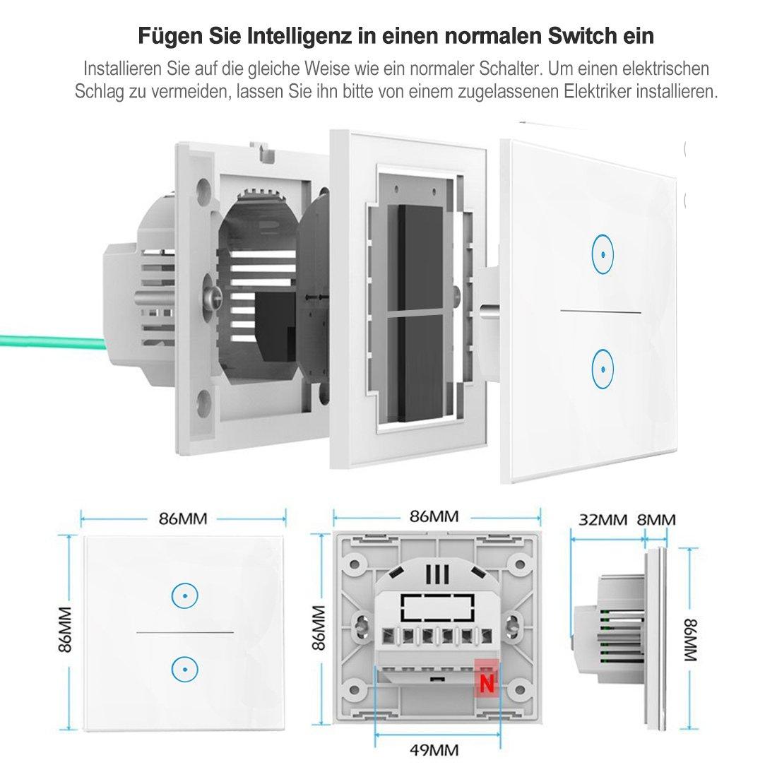 Fein Wie Installierst Du Einen 3 Wege Schalter Ideen - Elektrische ...