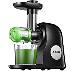 ???Aicok Masticating Juicer vs Omega J8006: Review & Full