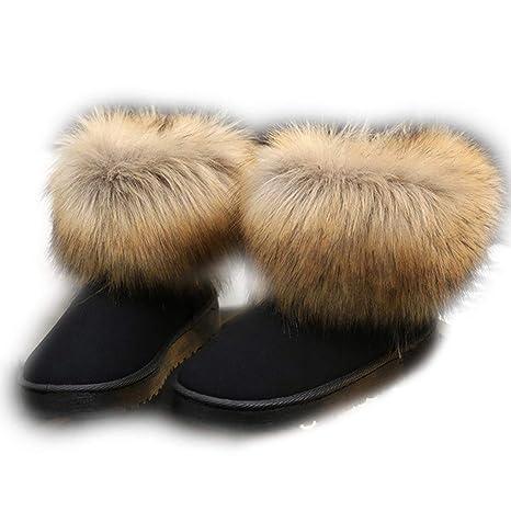 31cd92dacb07e Amazon.com: Eric Carl Women Cute Shoes - Warm Snow Ankle Boots ...