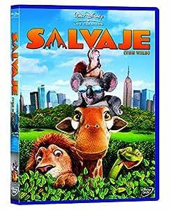 Salvaje (The Wild) [DVD]