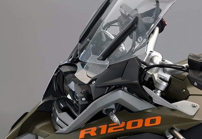Moto D/éflecteurs dair Cockpit gauche /& droite Set pour BMW R1200GS LC R1200Gs Adventure 2014 2017