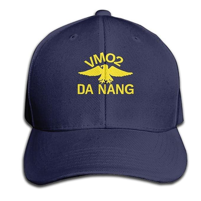VM02 VMO2 Magnum PI P.I. Ball Cap Hat U.S. Navy Da Nang (Navy Blue ... 5c387b09d25c