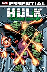 Essential Hulk Volume 7 (Essential (Marvel Comics))