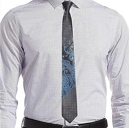 LLZGPZLD Corbata/Corbatas para Hombre Hombre Corbatas Flacas ...