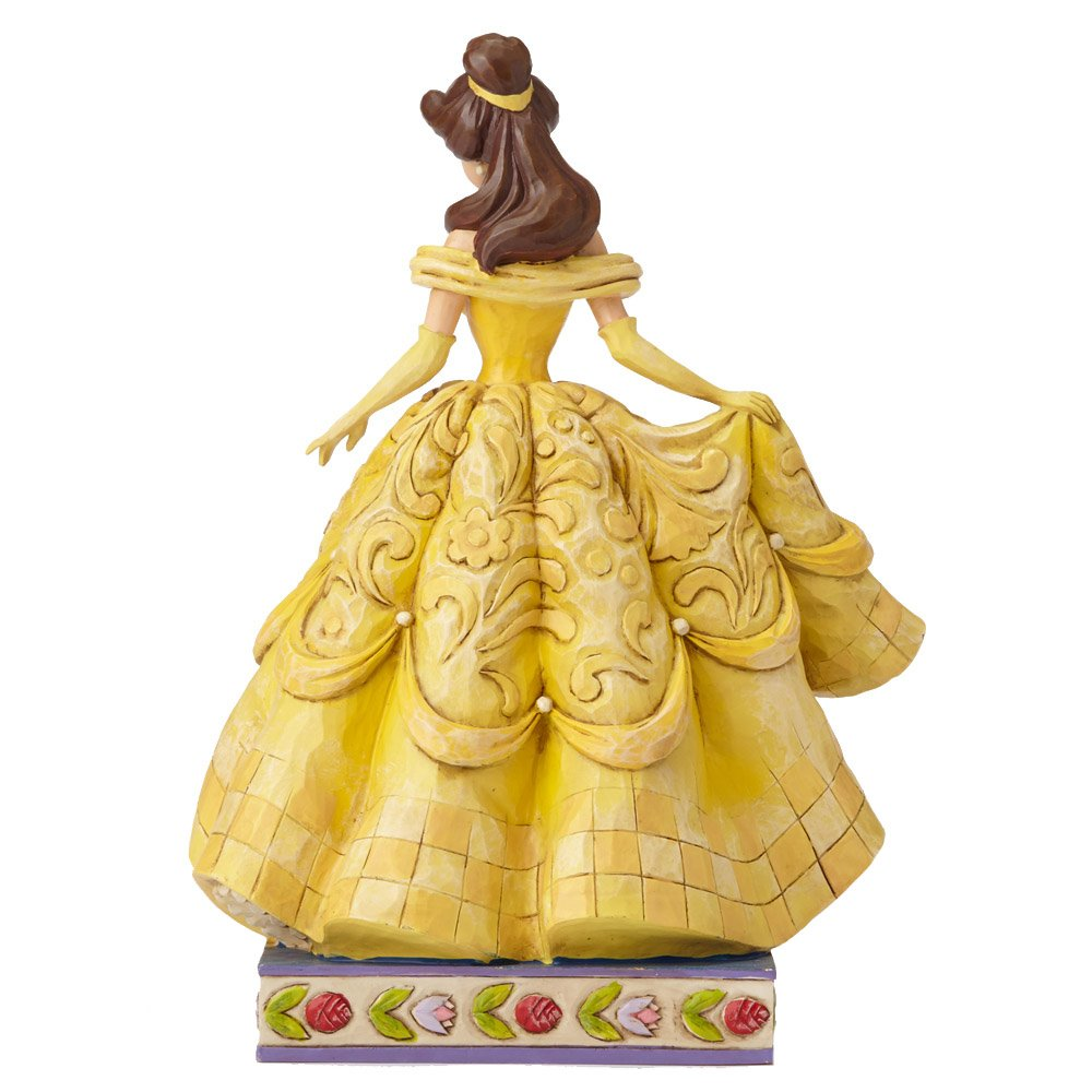 Disney Traditions by Jim Shore Belle Stone Resin Figurine