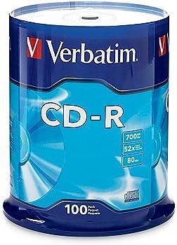 Verbatim 700MB Recordable Disc CD-R