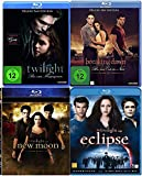 Twilight 1, 2, 3 & 4.1 Blu-ray Set