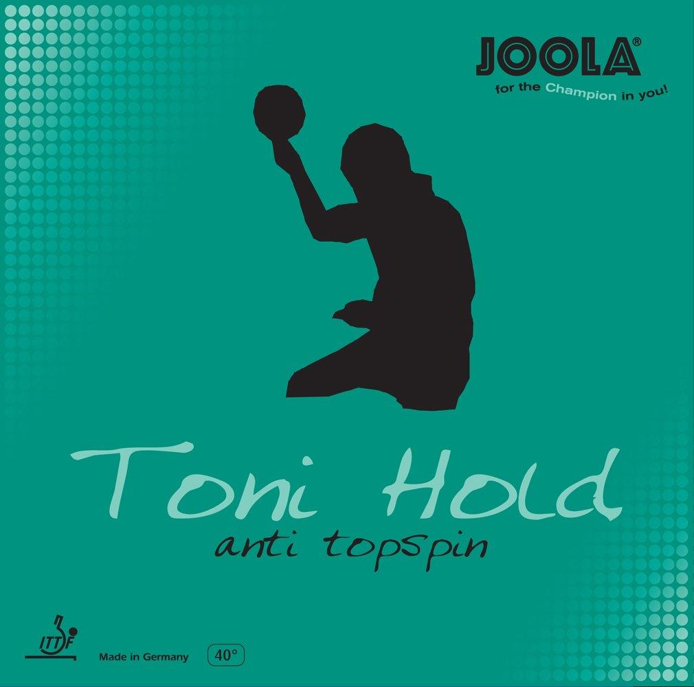 JOOLA Antitop Table Tennis Rubber (Black, 2.5-mm)