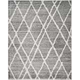 Cheap Safavieh Adirondack Collection ADR128B Ivory and Silver Vintage Area Rug (9′ x 12′)