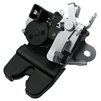 labwork Trunk Lock Actuator Motor Tail Gate Latch 81230-A7030 Fit for 2013-2018 Kia Forte