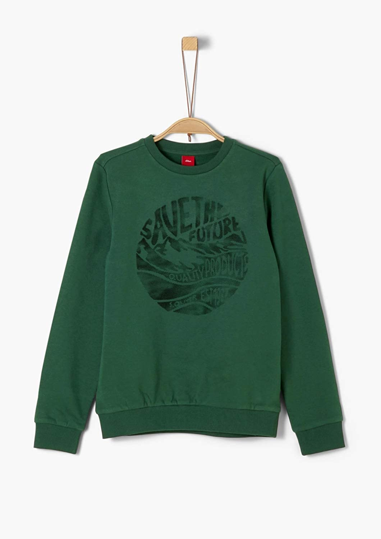 s.Oliver RED Label Jungen Sweatshirt mit 3D-Dots-Print