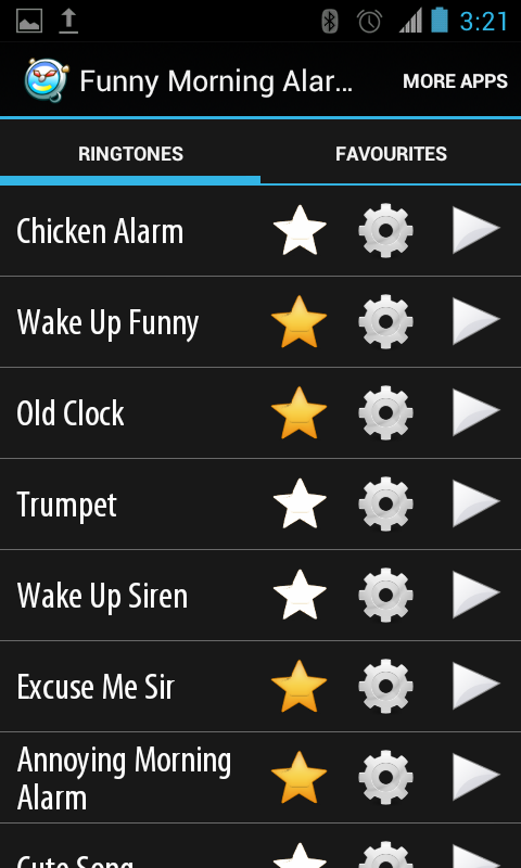 Amazon.com: Funny Morning Alarm Ringtones: Appstore for Android
