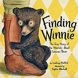 Finding Winnie by [Mattick, Lindsay]