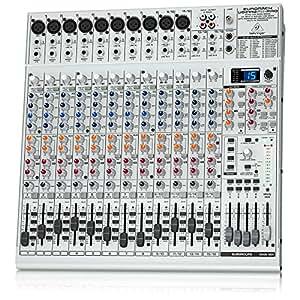 UB2442FX-PRO | Analog | Mixers | Behringer | Categories ...
