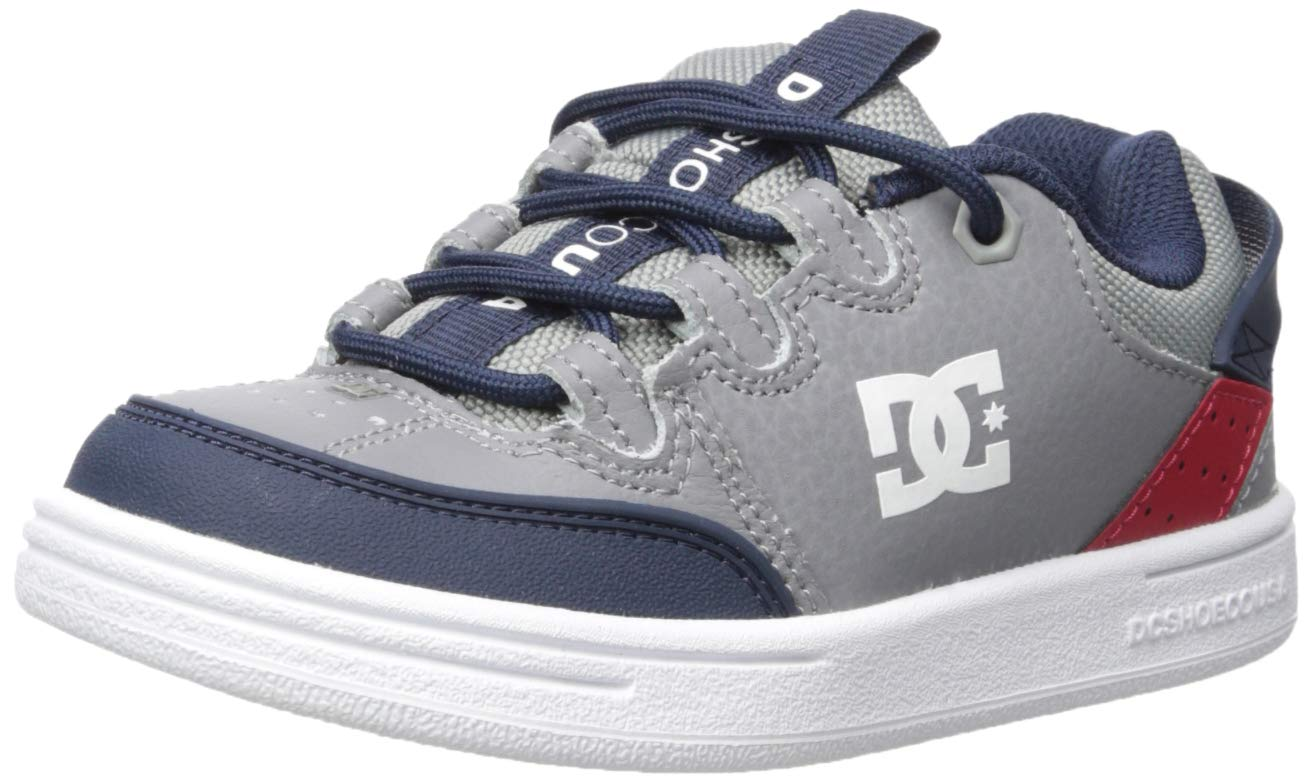 928ef4eb86b Galleon - DC Boys  Syntax Skate Shoe