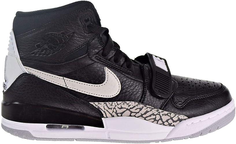 Nike Herren Air Jordan Legacy 312 Fitnessschuhe, Schwarz