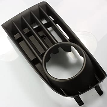 Volkswagen Golf 5 rejilla de ventilación Apertura Parachoques Derecho: Amazon.es: Coche y moto