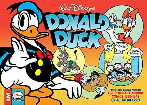 Walt Disney World Donald Duck (Walt Disney's Donald Duck: The Sunday Newspaper Comics Volume 1)