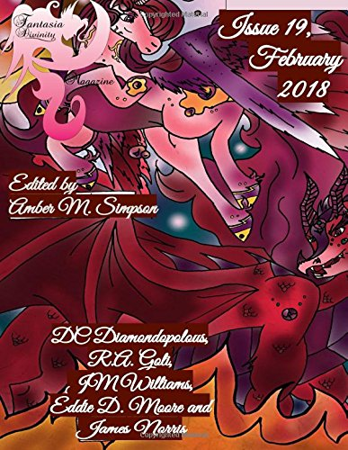 Fantasia Divinity Magazine: Issue 19, February 2018